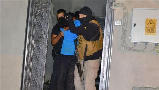 DEAŞ operasyonu! 4 kardeş gözaltında
