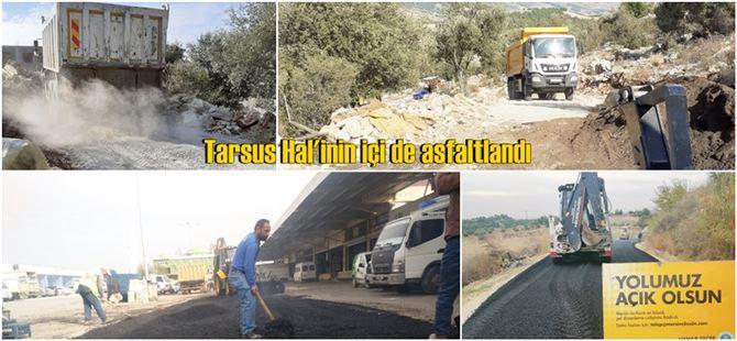 Büyükşehir ekipleri asfaltlama çalışmalarına aralıksız devam ediyor
