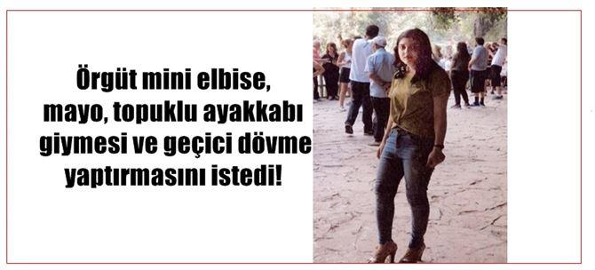 Topuklu terörist, Türkiye'ye bombalı eylem yapmak için geldi