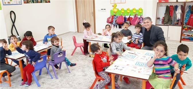 Tarsus Cemevinde Çocuk Sesleri Yükseliyor!