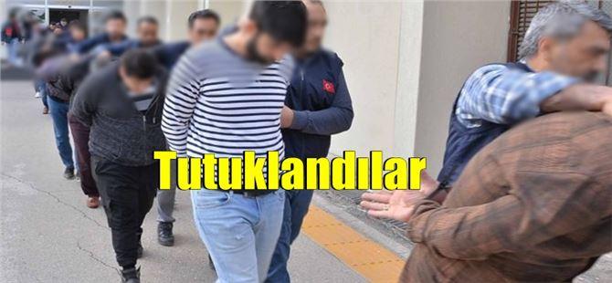 Mersin'de işadamlarını intihara sürükleyen tefeciler tutuklandı