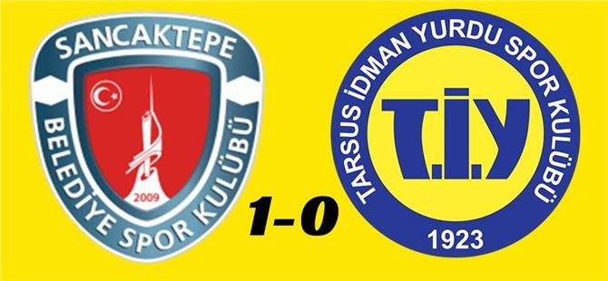 Tarsus, Sancaktepe'den eli boş döndü: 1-0
