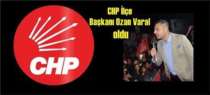 Av. Ozan Varal başkanlığında oluşan CHP yönetim listesi belli oldu
