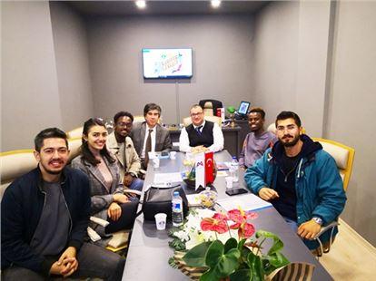 Kariyer Merkezi, Tarsus Üniversitesi Öğrencilerini Ağırladı