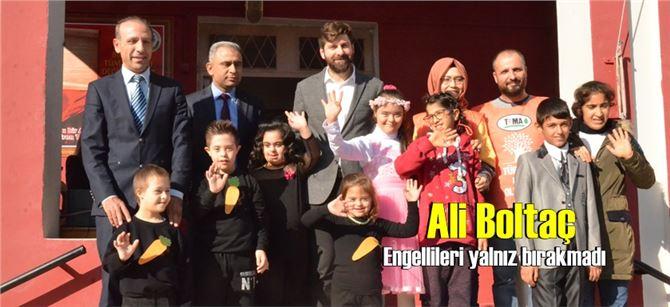 """Ali Boltaç: """"Engellileri bir gün değil, her gün hatırlamak gerekir"""""""