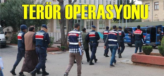 Tarsus ve Mersin'de DEAŞ operasyonu