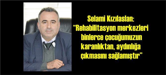 """Başkan Selami Kızılaslan, """"9 kurum, 200 kişiye istihdam sağlıyor"""""""