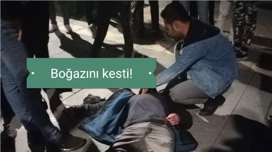 Tarsus Yarenlik Alanında intihar girişimi