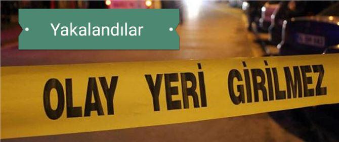 Mersin Tarsus'ta baba ve kızını vuran 2 şüpheli yakalandı