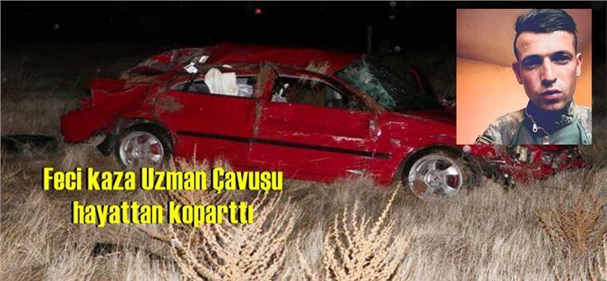 Mersinli Uzman Çavuş Mitat Ersin hayatını kaybetti