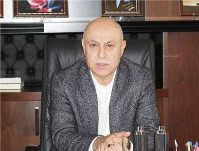 """Başkan Murat Kaya'dan """"geçmiş olsun"""" mesajı"""