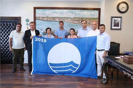 Büyükşehir, 2020 için mavi bayrak çalışmalarını başlattı