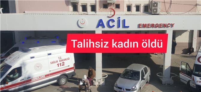 Tarsus'ta asker eğlencesinde silahla vurulan kadın öldü