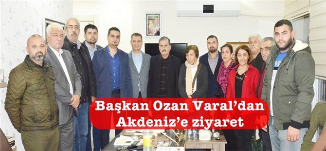 Tarsus CHP'den Akdeniz'e 27. yayın yılı ziyareti