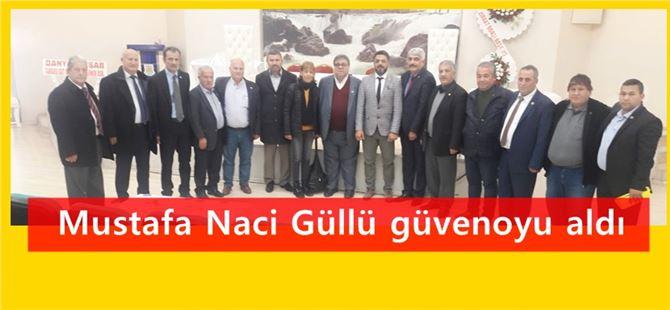 Mustafa Naci Güllü, güven tazeledi