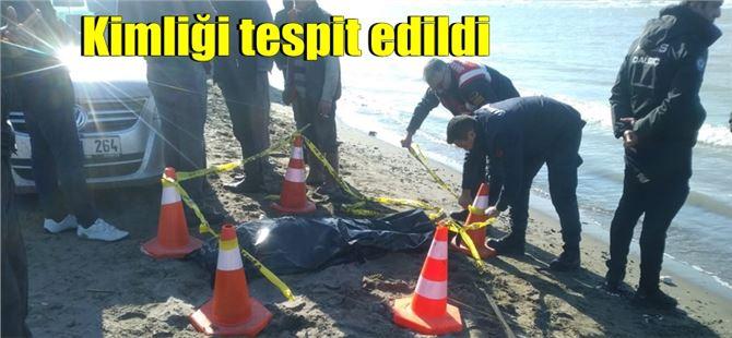 Tarsus'ta denizde kayıp olan bekçilerden birinin cesedine ulaşıldı