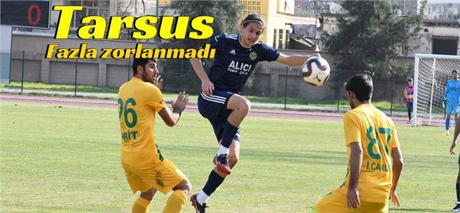 Tarsus İdman Yurdu 3- Şanlıurfaspor 0