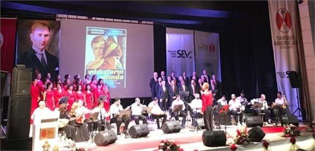 Tarsus Türk Halk Müziği Derneği'nden Yeşilçam Film Müzikleri Konseri