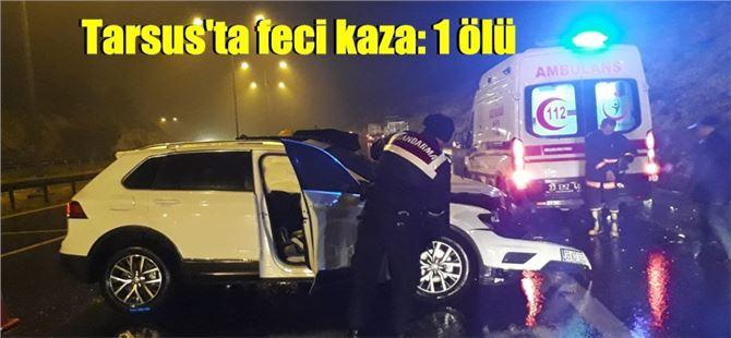 Yeni aldığı araçla kaza yaptı, öldü