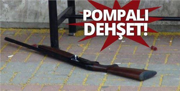 Tarsus'ta çıkan olayda bir kişi pompalı tüfekle vuruldu