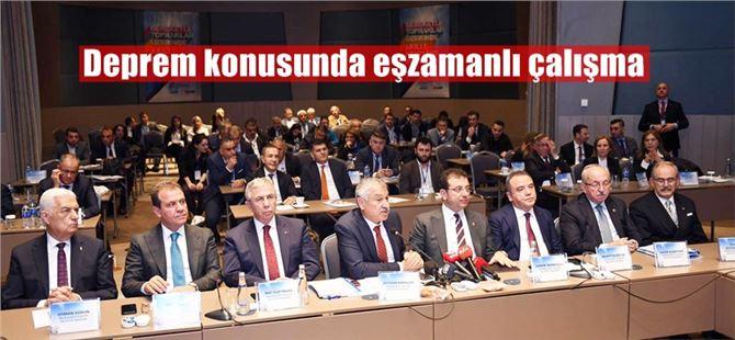 11 Büyükşehir Belediye Başkanından Sonuç Bildirgesi
