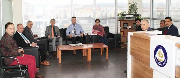 Borsa'da yılın ilk personel toplantısı gerçekleştirildi