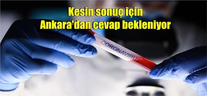 Mersin'de korona virüs alarmı; Çin'den gelen E.K. hastanede