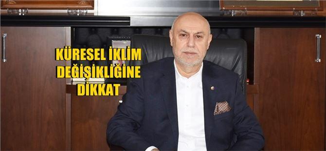 """Murat Kaya: """"Tarım sektöründe tıkanık olan kanalları mutlaka açmalıyız"""""""
