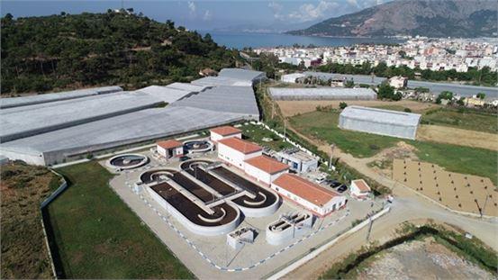 MESKİ, atıksu arıtma tesislerinde 84 milyon metreküp atıksu arıttı