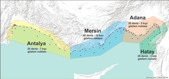 Temiz Akdeniz Projesi'nin İkinci Toplantısı Yapıldı