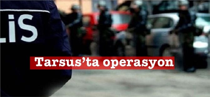 Tarsus'ta PKK/KCK propagandası yapan 3 şüpheli gözaltında