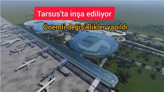 işte yeni Çukurova Havaalanı!