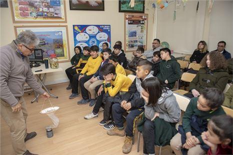 Çocuklara Temiz Denizin Önemi Anlatıldı