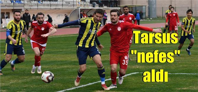 Tarsus İdman Yurdu 3-Gümüşhanespor 1