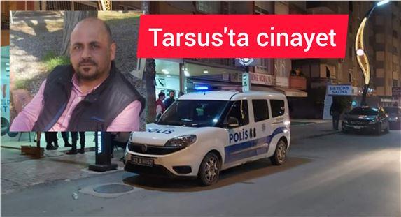 Tarsus'ta kuaföre silahlı saldırı: 1 ölü
