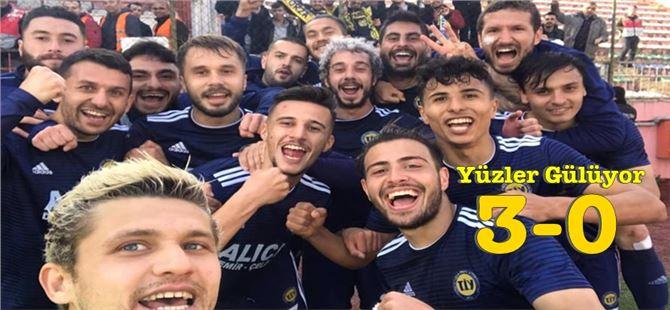 Tarsus, Pendik deplasmanını rahat geçti: 3-0