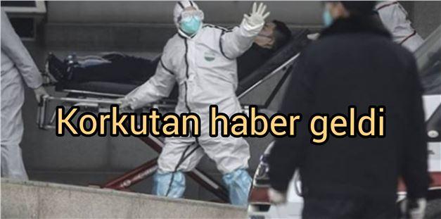 Korona virüs Türkiye'ye yaklaştı! 2 kişi öldü