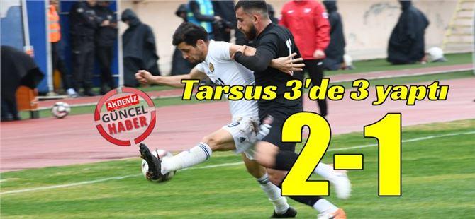 Tarsus İdmanyurdu 2-Başkent Akademi 1