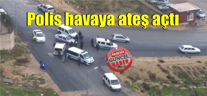 Tarsus'ta iki grup arasında kavga