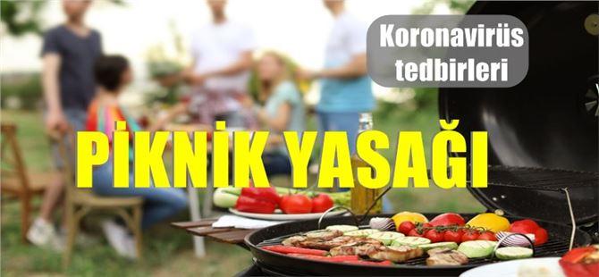 Bakanlık, park ve mesire alanlarında mangal ve piknik yapılmasını yasakladı