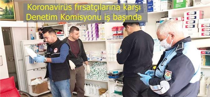 Koronavirüs fırsatçılarına karşı Denetim Komisyonu iş başında