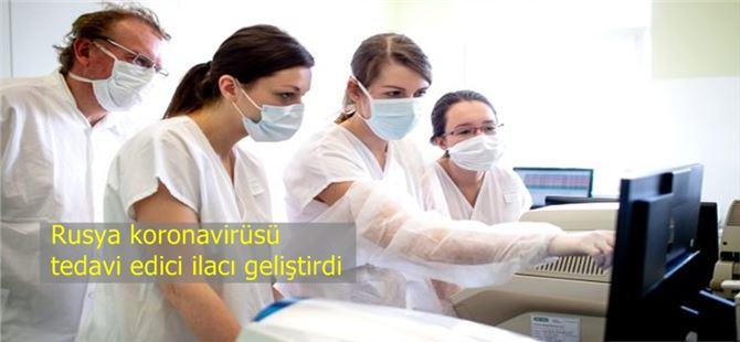Rusya koronavirüsü tedavi edici ilacı geliştirdi