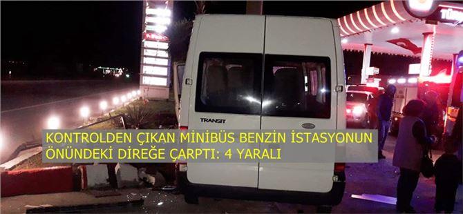 Tarsus'ta felaketin eşiğinden dönüldü