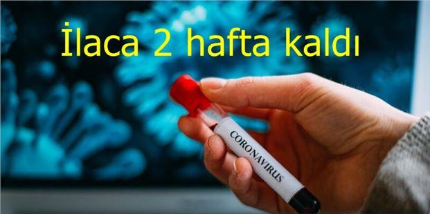 Almanya'dan iyi haber geldi; koronavirüs ilacına 2 hafta kaldı