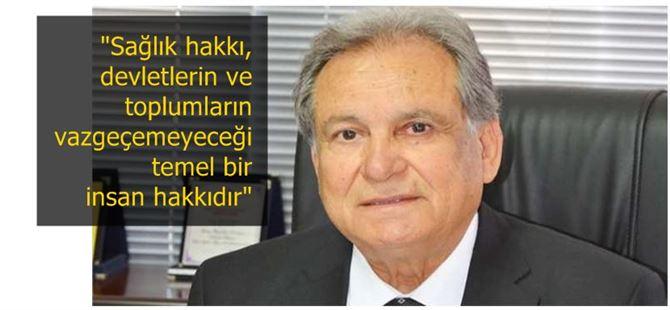 """Ömer Kurnaz: """"Emekliler katkı paylarından muaf kalmalı"""""""