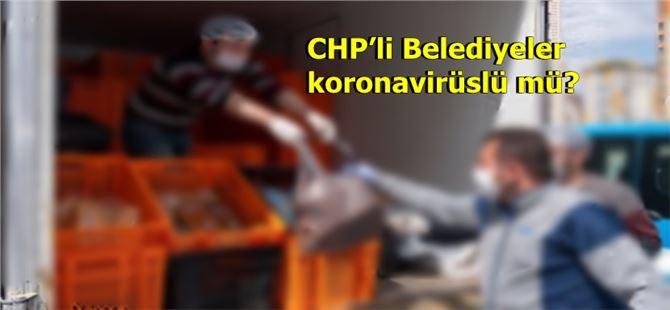 """M. Can Bulut yazdı, """"CHP'li Belediyeler koronavirüslü mü?"""""""