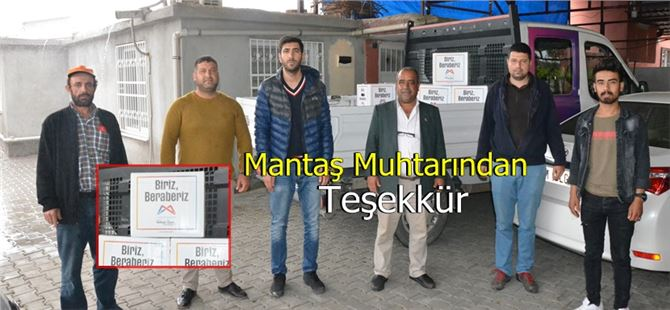 Büyükşehir'in Tarsus'ta ihtiyaç sahiplerine gıda kolisi dağıtımı sürüyor