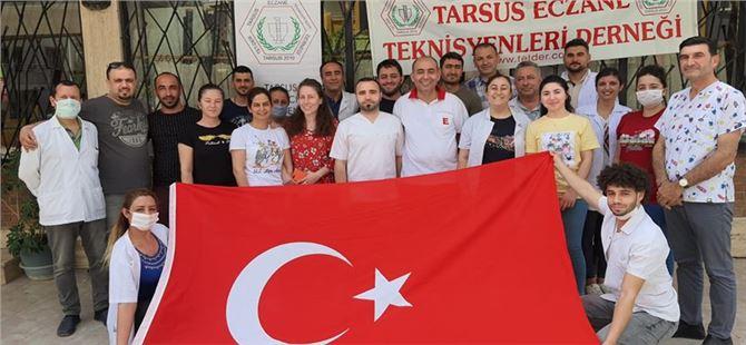 Tarsus Eczane Teknisyenleri Derneği'nden 19 Mayıs Mesajı