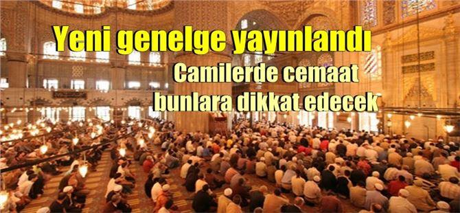 Camiler ibadete açılıyor, cemaat bunlara dikkat edecek!