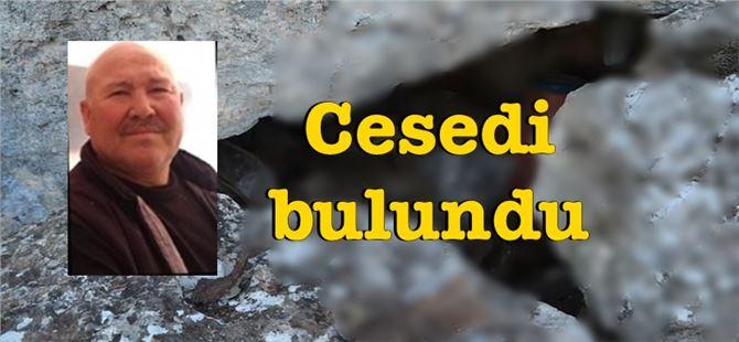 Mersin'de kayıp olan şahıs uçurum dibinde ölü bulundu